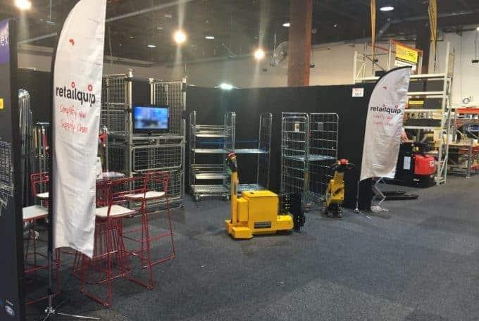 Materials Handling & Logistics Expo, Auckland