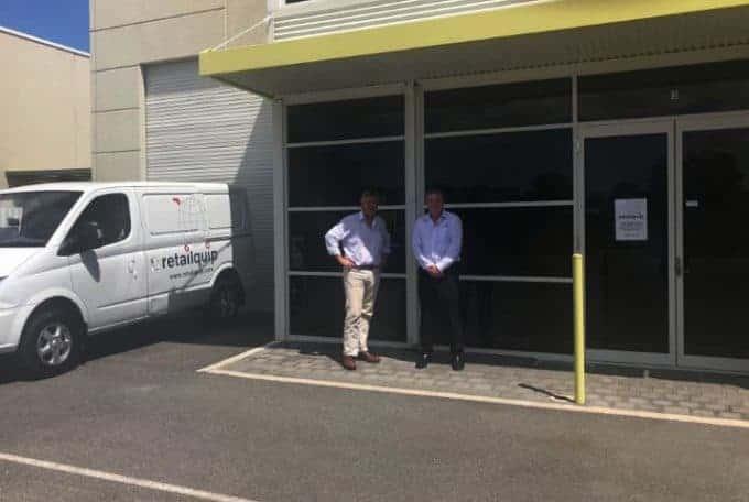Retailquip opens new Western Australia & South Australia Offices